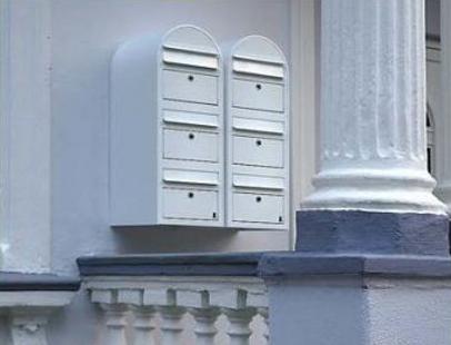briefkasten und briefkastenanlagen shop. Black Bedroom Furniture Sets. Home Design Ideas